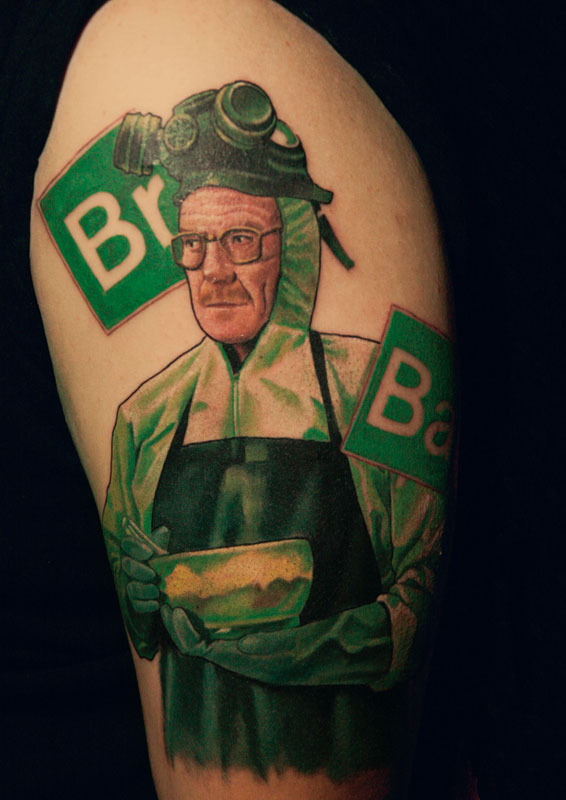 [Galerija] Najluđe Breaking Bad tetovaže 10