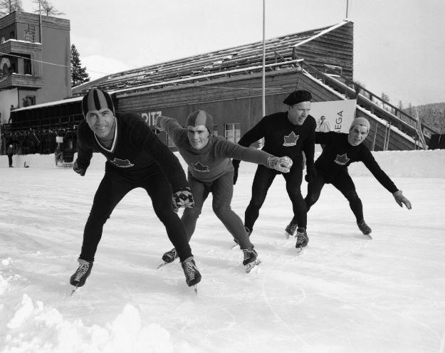 the-speed-skating-was-also-held-outside