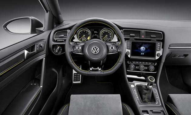 VW-Golf-R400-interior-Beijing-auto-show (1)