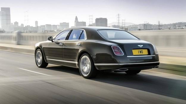 Bentley Mulsanne Speed uskoro u garažama bogataša