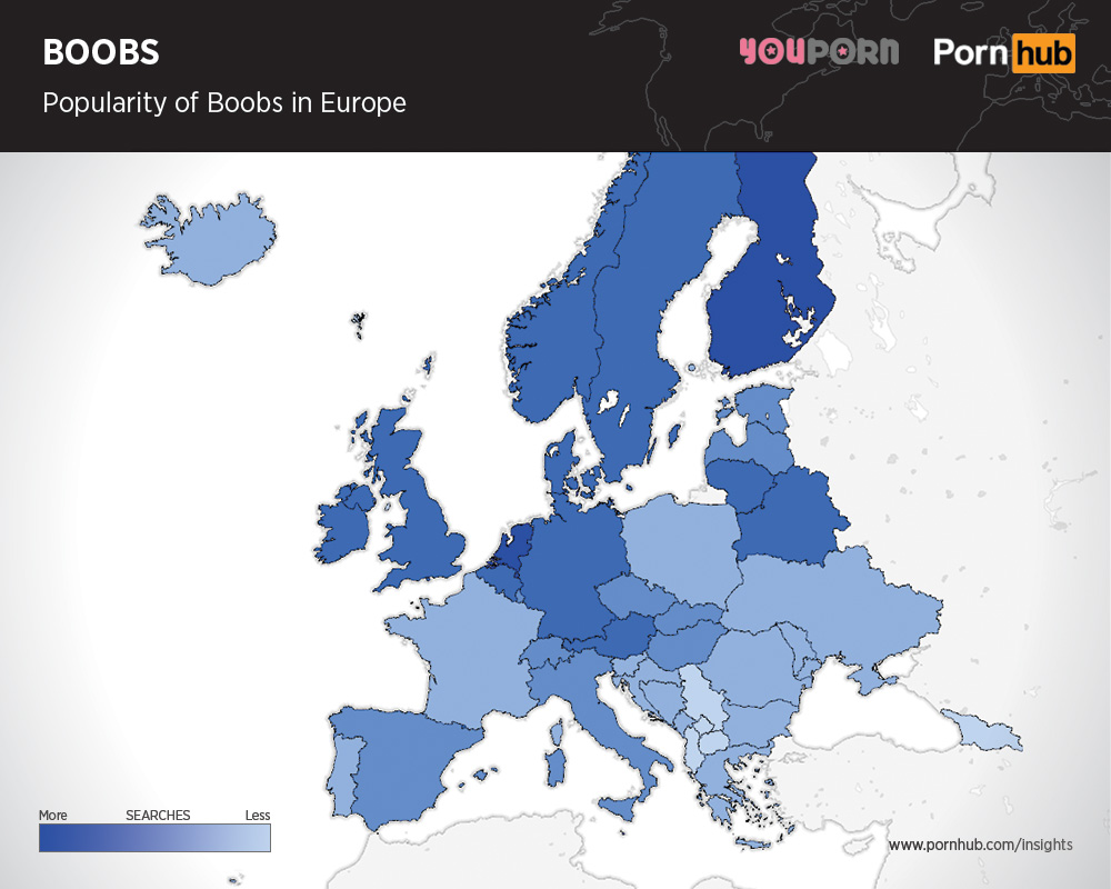 pornhub-boobs-searches-europe