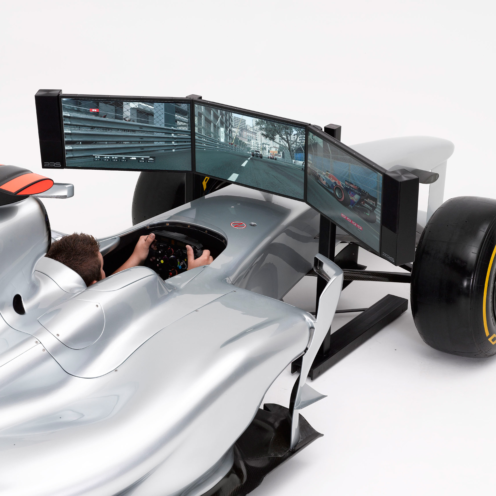 Macho igračka: ultimativni Formula 1 simulator
