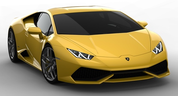 Photo of Uragan iz Lamborghinija – Huracán LP-640-4