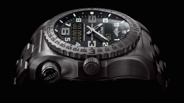 Macho.hr sat tjedna: Breitling Emergency II