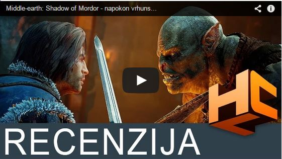 Photo of VIDEO RECENZIJA: Shadow of Mordor – napokon odlična igra u Međuzemlju
