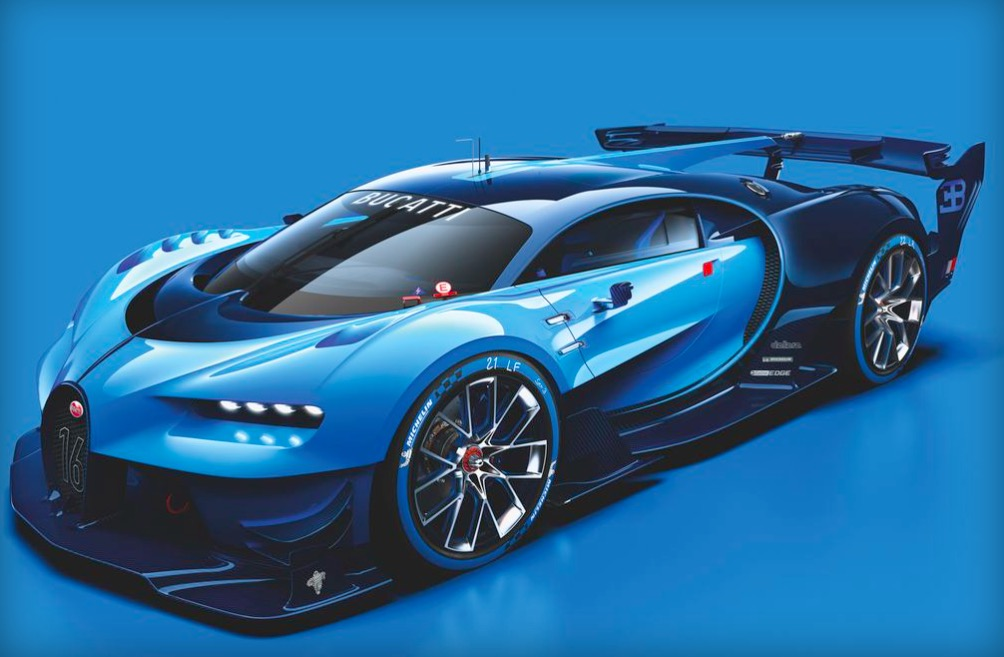 Photo of Upoznajte novi Bugatti Vision Gran Turismo