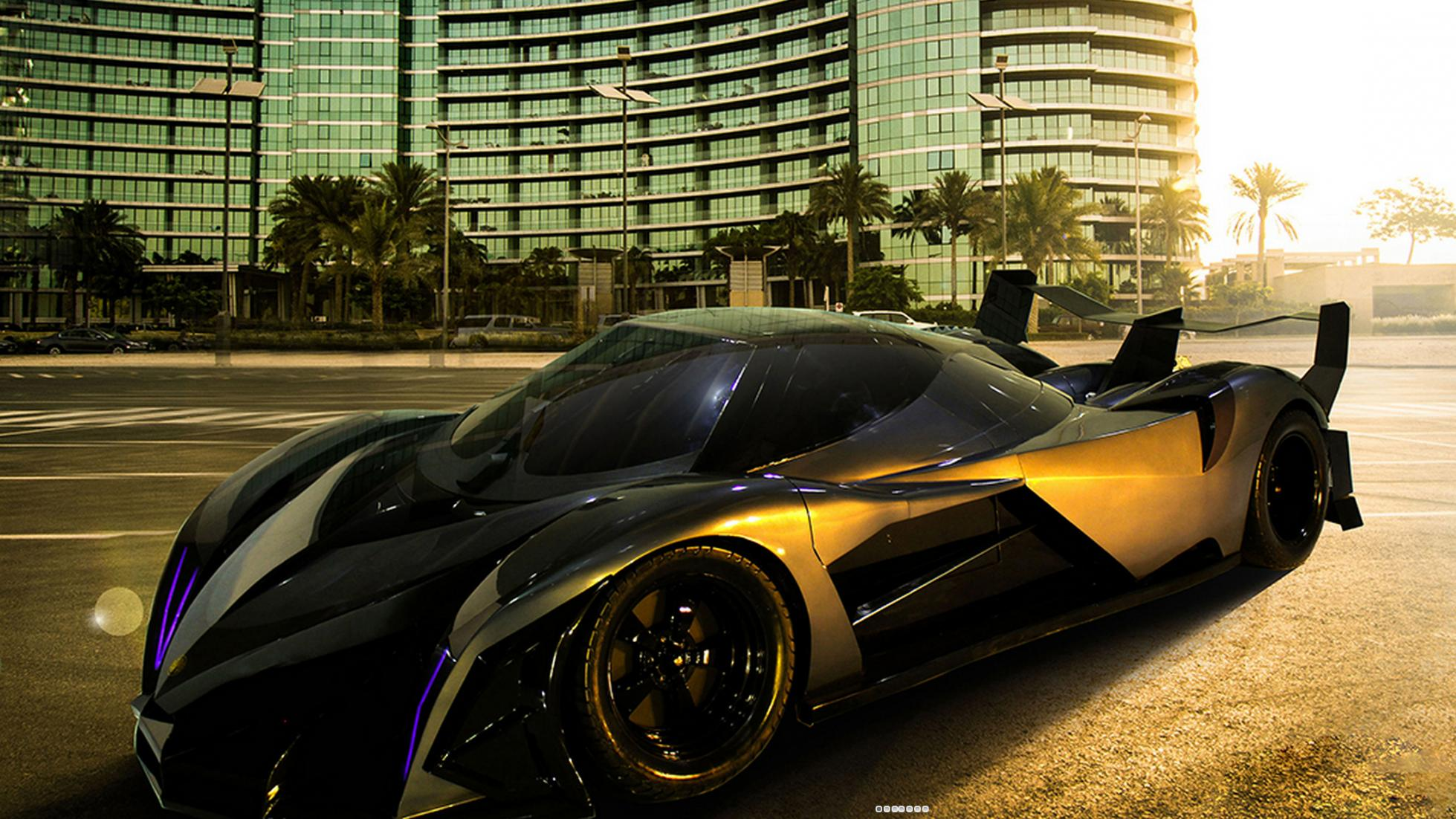 Photo of Upoznajte Devel Sixteen s V16 quad turbo mašinom od 5000 konja!