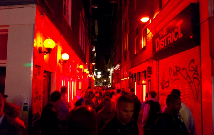 "Photo of Engleska je otvorila prvi legalan ""Red Light District""!"