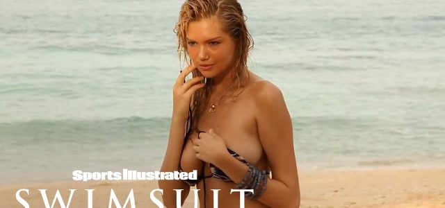 VIDEO: Mlada Kate Upton na topless snimanju na Filipinima za Sports Illustrated