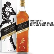 Johnnie Walker slavi Dan žena – dobrodošla Jane Walker Black Label