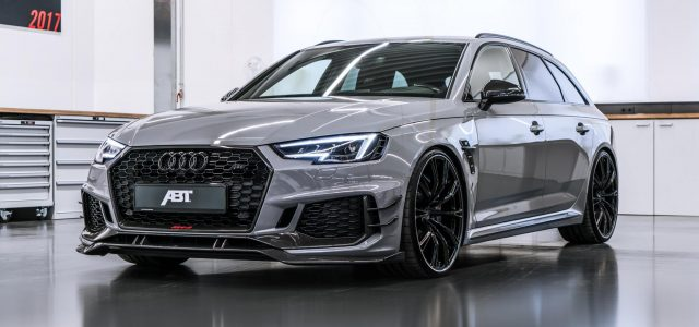 ABT modificirao Audi RS4 i ubacio mu 523 konja