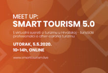 Photo of SMART TOURISM 5.0: Prvi virtualni susreti o turizmu u Hrvatskoj