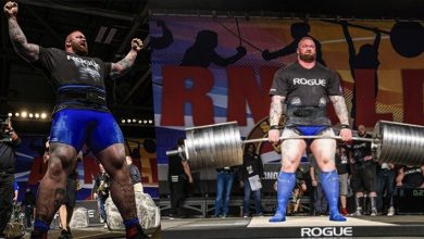 "Photo of Hafthor ""The Mountain"" Bjornsson iz serije Game of Thrones srušio svjetski deadlift rekord"