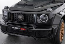 "Photo of Brabus 800 Black&Gold – luksuzna verzija AMG G 63 ""tenka"" iz Mercedesa"